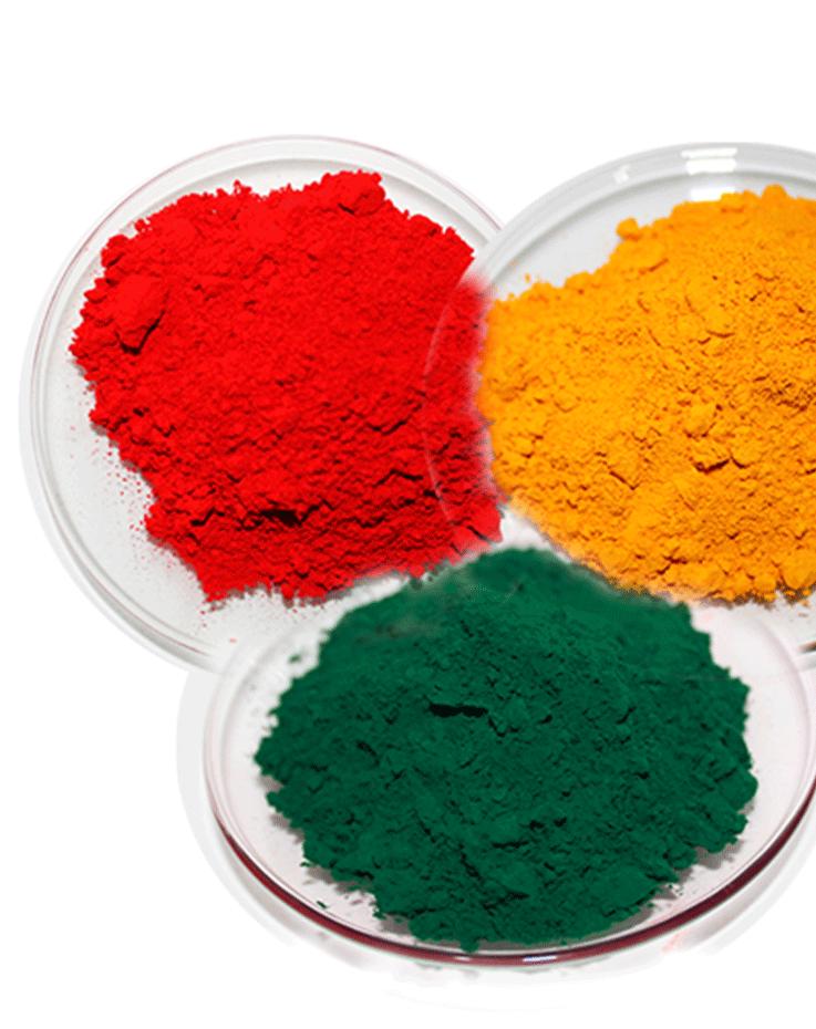 dyes & colors