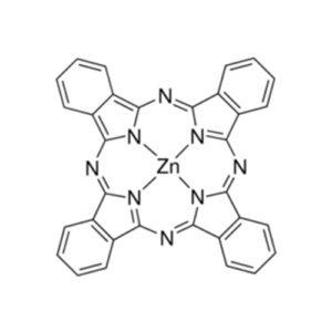 zinc phthalocyanine structure